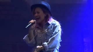 Demi Lovato - Believe In Me (Live in Anaheim)
