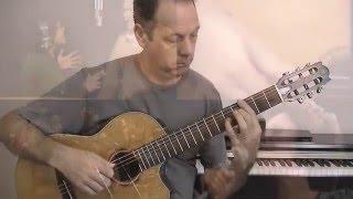 Águas de março (Waters of March)  - solo guitar