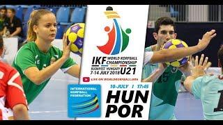 IKF U21 WKC 2018 HUN-POR
