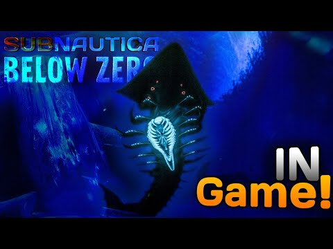The SHADOW LEVIATHAN is IN GAME! | Subnautica News #140