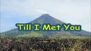 Till I Met You - Angeline Quinto | HD Lyrics