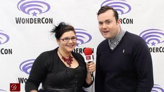 WonderCon 2015 - Interview avec Kristian