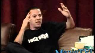 Tom Green Live - Steve-O Sucker Punched