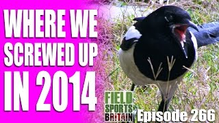 Fieldsports Britain – Where we screwed up in 2014