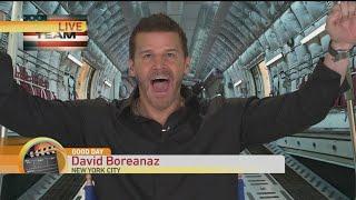 SEAL Team | Good Day Sacramento Interview w/ David Boreanaz (26.09.17)