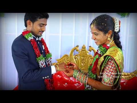 Yogesh & Nandhini Wedding Hilight | MLR Mahal, Perumanallur