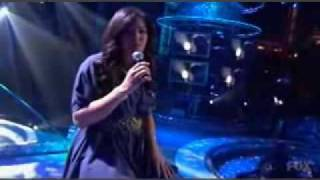 jordin sparks - Broken Wing - American idol 6 - final