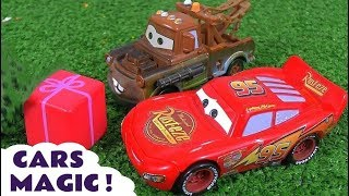 Disney Cars Toys McQueen & Mater Birthday Party Fun Story TT4U
