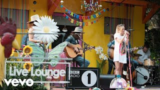 Miley Cyrus   The First Time Ever I Saw Your Face (Roberta Flack Cover) In The Live Lounge