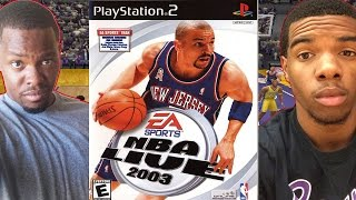 WHO WILL BE CLUTCH!?? - NBA LIVE 2003   #ThrowbackThursday ft. Juice