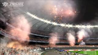 Game List: Pro Evolution Soccer (PES) 2014