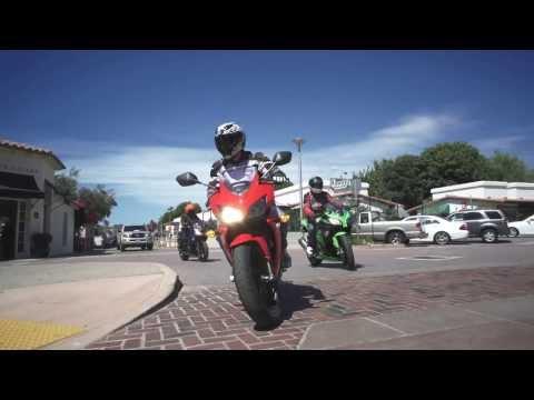 2013 Beginner Sportbike Shootout part 2: Kawasaki Ninja 300 vs. Honda CBR500R vs. Kawasaki Ninja 650