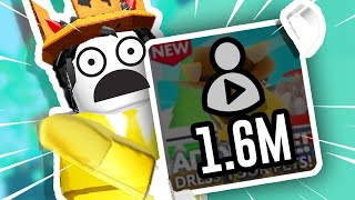 I Played the WORLD'S MOST POPULAR Roblox Game..