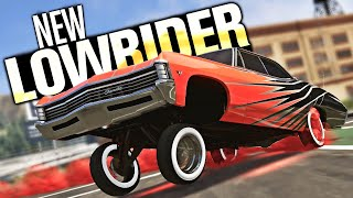 The Crew 2 - NEW LOWRIDER?! Chevrolet Impala Naranja Edicion Customization!