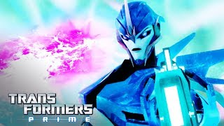 Transformers Prime Season 2 - 'Arcee's Perfect Shot' Official Clip