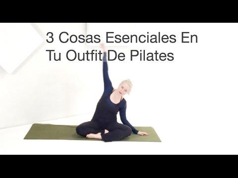 3 Cosas Esenciales En Tu Outfit De Pilates
