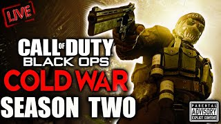 THE Most STRESSFUL Call of Duty Game of ALL TIME... Black Ops Cold War Season 2