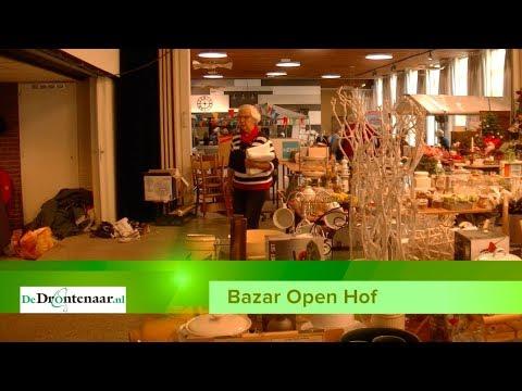 Agenda vrijdag: Bazar Open Hof, Rabo in de bieb en Fiddler on the Roof
