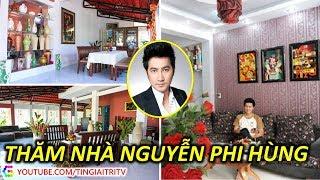 Thăm nhà ca sĩ Nguyễn Phi Hùng: 1 căn nhà vườn, 1 căn lòe loẹt hết chỗ nói - TIN GIẢI TRÍ