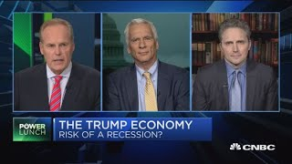 Could a recession hit the Trump economy before 2020?