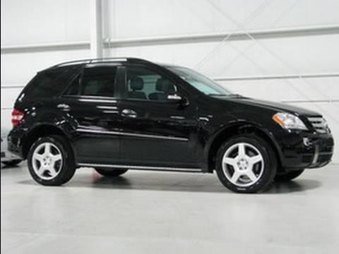 Mercedes-Benz ML550 Sport--Chicago Cars Direct HD