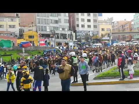 """Barra Ultra Sur 2017 vs Guabira"" Barra: La Gloriosa Ultra Sur 34 • Club: The Strongest • País: Bolívia"