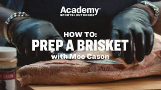 BBQ Tips: How To Prep A Brisket For Smoking