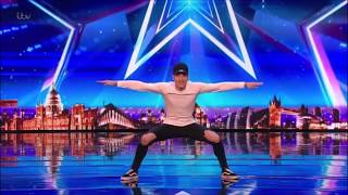 a GREAT Dancer Catches The Judges in a BAD Mood | Auditions 6 | Britain's Got Talent 2017
