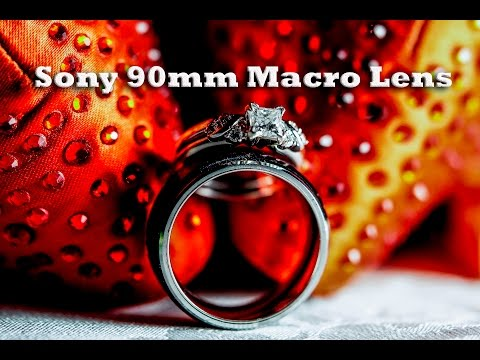 Gear I Use #7- Sony FE 90mm Macro f/2.8 lens for portraits and close up work
