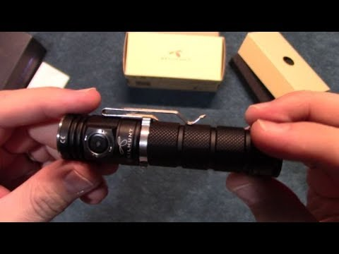 SkilHunt M200 NW Flashlight Review!