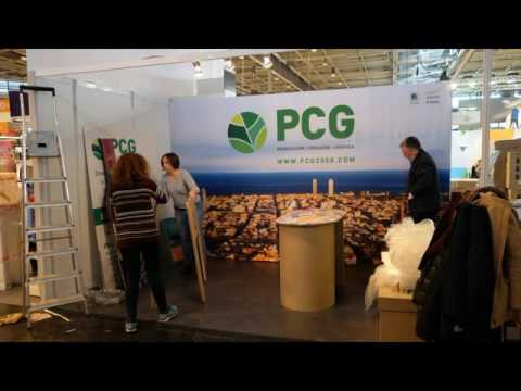 Eco-friendly printing products with PCG