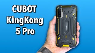 Cubot KingKong 5 Pro Review - Is this Cheap Rugged Phone Worth It?