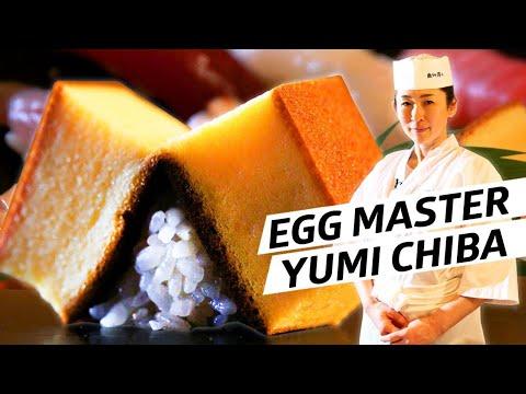 How Master Sushi Chef Yumi Chiba Perfected Tamago — Omakase