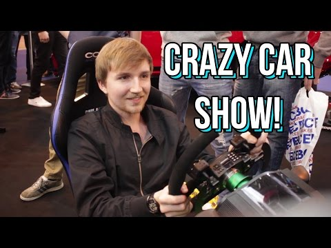 Should I Get A Subaru BRZ? Crazy Car Show - Autosport International 2017