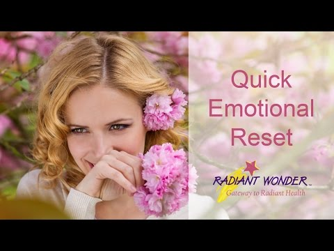 Quick Emotional Reset