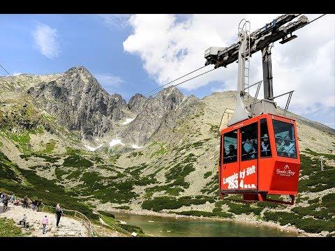 Vysoké Tatry, letná sezóna 2017  - © TMR