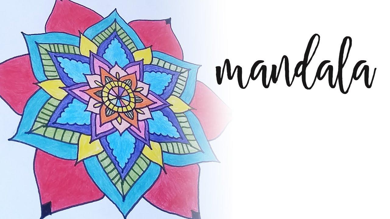 Aprende a hacer Mandalas muy fácil | Sorteo CERRADO