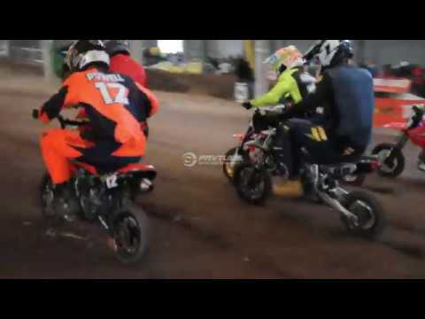 MiniBikeChamps Supercross Races on the OSET MX-10!