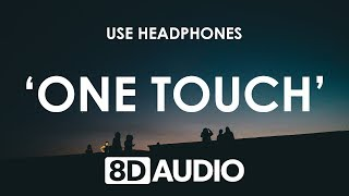 Jess Glynne & Jax Jones   One Touch (8D AUDIO) 🎧