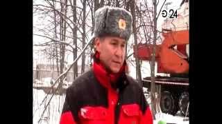 Взрыв в Казани: видео с места происшествия