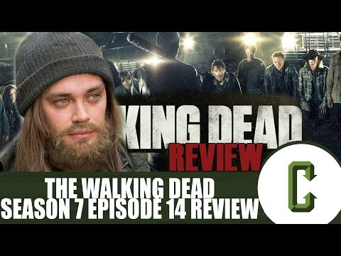 The Walking Dead Review with Tom Payne