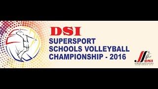 DSI Schools Volleyball 2016