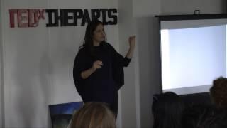 How I quit my job and became an ed-tech entrepreneur | Alexandra Maratchi | TEDxIHEParis