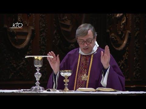 Messe du 22 décembre 2017