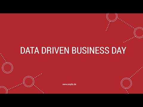 Data Driven Business Day 2020 - TRAILER