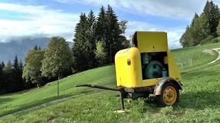Jenbacher Kompressor JW220KL - Funktionsvorführung