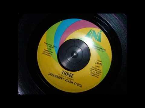 "Strawberry Alarm Clock - ""Three"" 1970 Garage Psych (Original Mono Mix)"