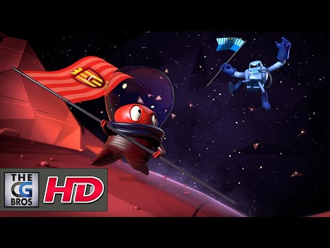 "CGI 3D Animated Shorts : ""Cosmic Fail"" – by The Cosmic Fail Team"