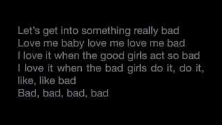 SOMETHING REALLY BAD - Dizzy Rascal FT. Will.i.am - LYRIC VIDEO