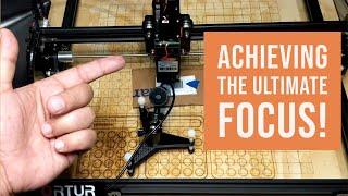 Ortur Laser  -  Achieving the Ultimate Focus!